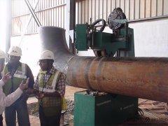 整体式管道自动焊机(厚壁型)