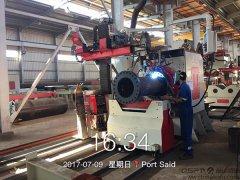 悬臂式管道自动焊机(普通型)