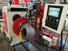 短管用管道自动焊机